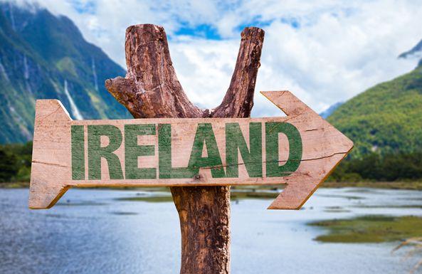 """3個月23萬份申請!拿""""愛爾蘭身份"""