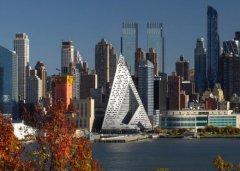 顺利竣工!侨外曼哈顿W57空中花园项目招租即将完成