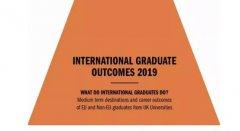 英国发布《国际毕业生追踪报告